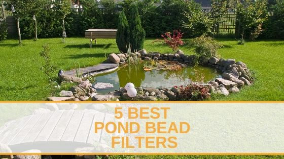 5 Best Pond Bead Filters