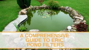 A Comprehensive Guide to ERIC Pond Filters