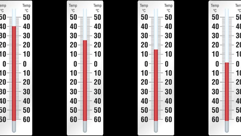 temperature for koi fish tank
